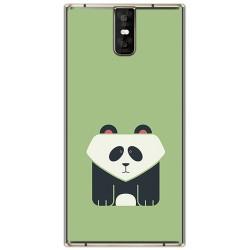 Funda Gel Tpu para Oukitel K3 Diseño Panda Dibujos