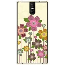 Funda Gel Tpu para Oukitel K3 Diseño Primavera En Flor Dibujos