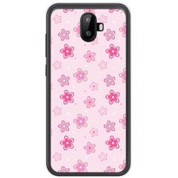 Funda Gel Tpu para Ulefone S7 / S7 Pro Diseño Flores Dibujos
