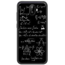 Funda Gel Tpu para Ulefone S7 / S7 Pro Diseño Formulas Dibujos