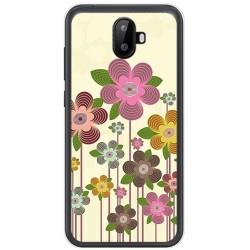 Funda Gel Tpu para Ulefone S7 / S7 Pro Diseño Primavera En Flor Dibujos