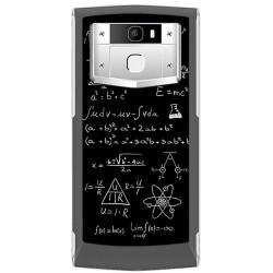Funda Gel Tpu para Oukitel K10000 Pro Diseño Formulas Dibujos