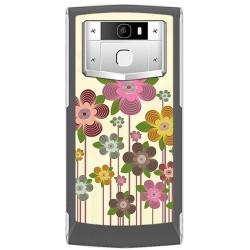 Funda Gel Tpu para Oukitel K10000 Pro Diseño Primavera En Flor Dibujos