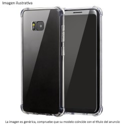 Funda Gel Tpu Anti-Shock Transparente para Samsung Galaxy S9 Plus