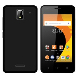 Funda Gel Tpu para Orange Rise 33 Color Negra