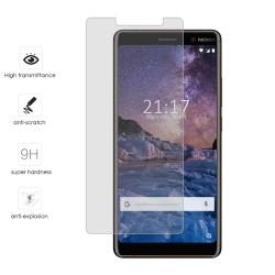 Protector Cristal Templado para Nokia 7 Plus Vidrio