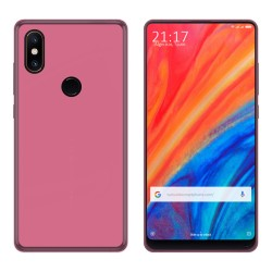 Funda Gel Tpu para Xiaomi Mi Mix 2S Color Rosa