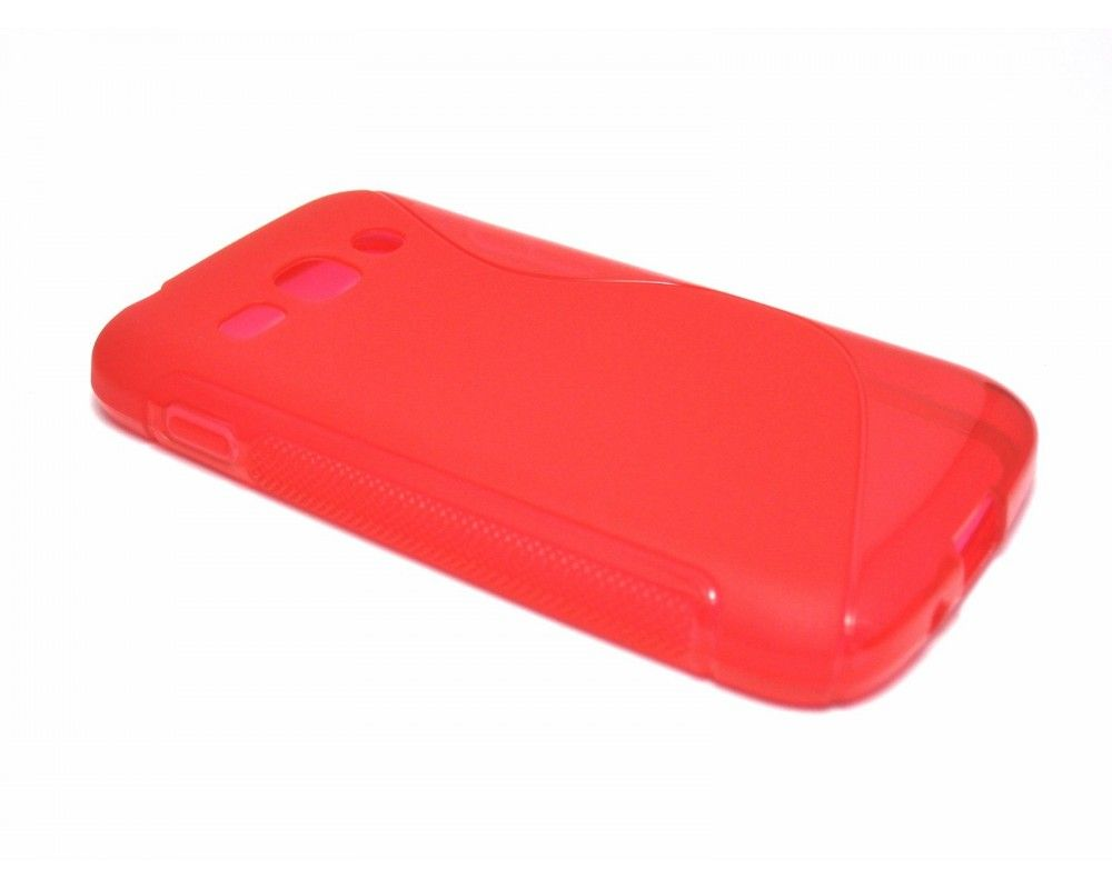 Funda Gel Tpu Samsung Galaxy Ace 3 S7270 / S7272 / S7275 S Line Color Roja