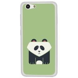 Funda Gel Tpu para Zte Blade A522 Diseño Panda Dibujos