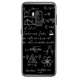 Funda Gel Tpu para Bluboo S8 Plus Diseño Formulas Dibujos