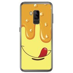 Funda Gel Tpu para Bluboo S8 Plus Diseño Helado Vainilla Dibujos