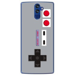 Funda Gel Tpu para Doogee Bl12000 Diseño Consola Dibujos