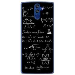 Funda Gel Tpu para Doogee Bl12000 Diseño Formulas Dibujos