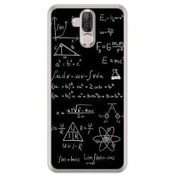 Funda Gel Tpu para Ulefone Power 3 / 3S Diseño Formulas Dibujos