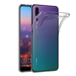 Funda Gel Tpu Fina Ultra-Thin 0,5mm Transparente para Huawei P20 Pro