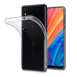 Funda Gel Tpu Fina Ultra-Thin 0,5mm Transparente para Xiaomi Mi Mix 2S