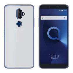 Funda Gel Tpu para Alcatel 3V Color Transparente