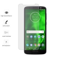 Protector Cristal Templado para Motorola Moto G6 Vidrio
