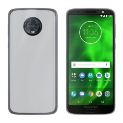 Funda Gel Tpu para Motorola Moto G6 Color Transparente