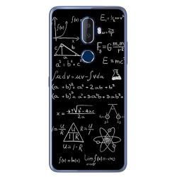Funda Gel Tpu para Alcatel 3V Diseño Formulas Dibujos