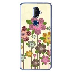 Funda Gel Tpu para Alcatel 3V Diseño Primavera En Flor Dibujos
