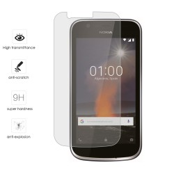 Protector Cristal Templado para Nokia 1 Vidrio