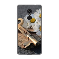 Funda Gel Tpu para Xiaomi Redmi Note 4X / 4 Version Global Diseño Dream Dibujos