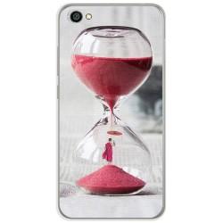 Funda Gel Tpu para Xiaomi Redmi Note 5A Diseño Reloj Dibujos