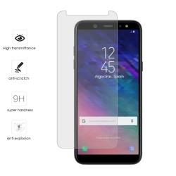 Protector Cristal Templado para Samsung Galaxy A6 (2018) Vidrio