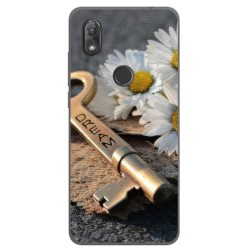 Funda Gel Tpu para Wiko View2 Diseño Dream Dibujos