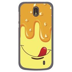 Funda Gel Tpu para Nokia 1 Diseño Helado Vainilla Dibujos