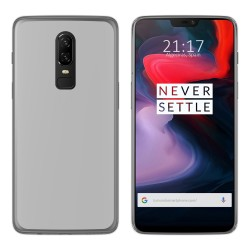 Funda Gel Tpu para Oneplus 6 Color Transparente