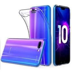 Funda Gel Tpu Fina Ultra-Thin 0,5mm Transparente para Huawei Honor 10