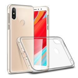 Funda Gel Tpu Fina Ultra-Thin 0,5mm Transparente para Xiaomi Redmi S2