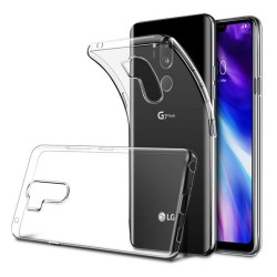 Funda Gel Tpu Fina Ultra-Thin 0,5mm Transparente para Lg G7 Thinq