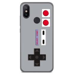 Funda Gel Tpu para Xiaomi Mi 6X / Mi A2 Diseño Consola Dibujos