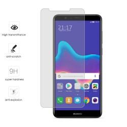 Protector Cristal Templado para Huawei Y9 2018 Vidrio