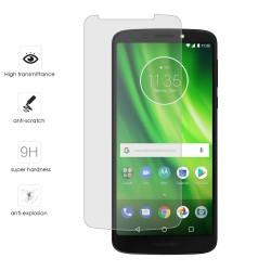 Protector Cristal Templado para Motorola Moto E5 / G6 Play Vidrio
