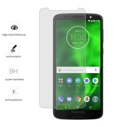 Protector Cristal Templado para Motorola Moto G6 Plus Vidrio