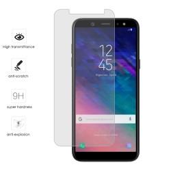 Protector Cristal Templado para Samsung Galaxy A6 Plus (2018) Vidrio