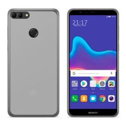 Funda Gel Tpu para Huawei Y9 2018 Color Transparente