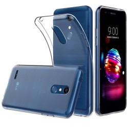 ff26599c606 Funda Gel Tpu Fina Ultra-Thin 0,5mm Transparente para Lg K9