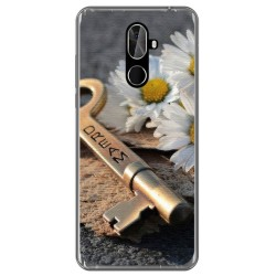 Funda Gel Tpu para Cubot X18 Plus Diseño Dream Dibujos