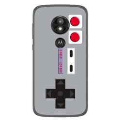 Funda Gel Tpu para Motorola Moto E5 / G6 Play Diseño Consola Dibujos