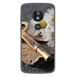 Funda Gel Tpu para Motorola Moto E5 / G6 Play Diseño Dream Dibujos