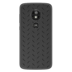 Funda Gel Tpu para Motorola Moto E5 / G6 Play Diseño Metal Dibujos