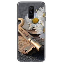 Funda Gel Tpu para Samsung Galaxy A6 Plus (2018) Diseño Dream Dibujos