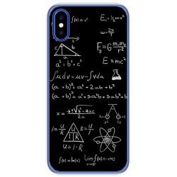 Funda Gel Tpu para Doogee X55 Diseño Formulas Dibujos