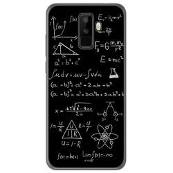 Funda Gel Tpu para Leagoo M9 Diseño Formulas Dibujos