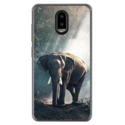 Funda Gel Tpu para Leagoo Z7 Diseño Elefante Dibujos